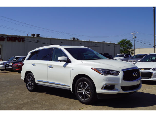 Used 2017 INFINITI QX60 in Greenville, MS