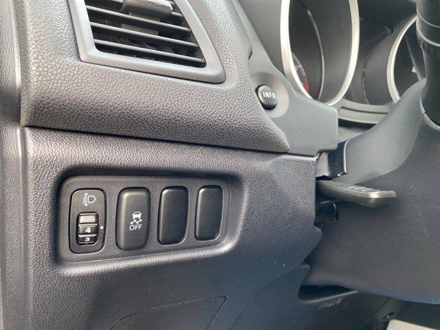 Used 2011 Mitsubishi Outlander Sport AWD 4dr CVT SE