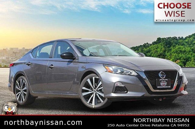 2020 Nissan Altima 2.5 SR 2.5 SR Sedan Regular Unleaded I-4 2.5 L/152 [6]