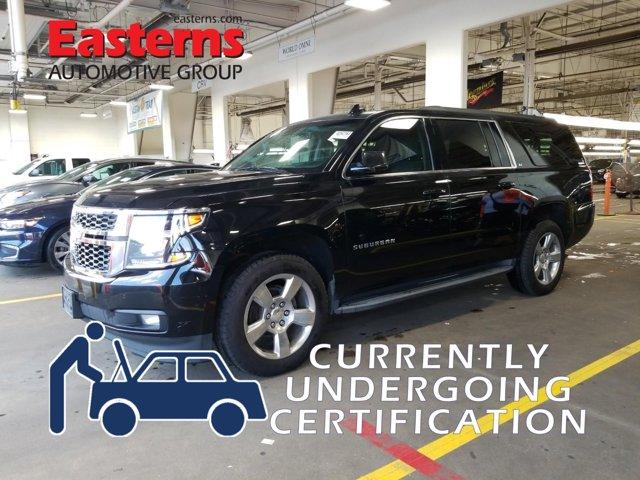 2016 Chevrolet Suburban LT Luxury Sport Utility