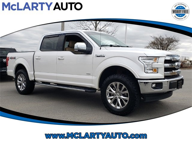 Used 2017 Ford F-150 in North Little Rock, AR