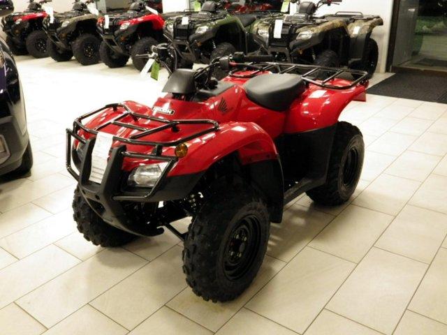 New 2020 Honda TRX250TM in Juneau, AK