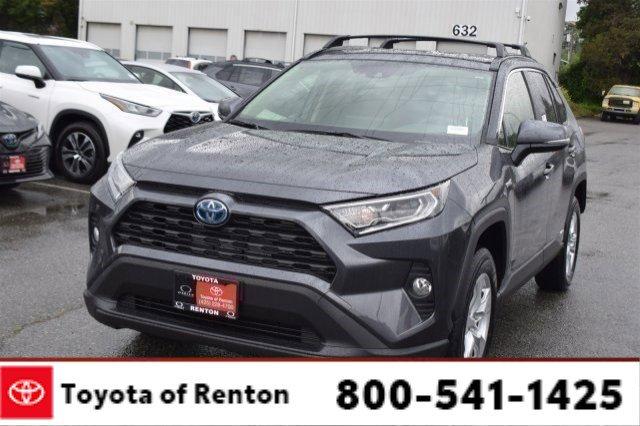 New 2020 Toyota RAV4 Hybrid in Renton, WA