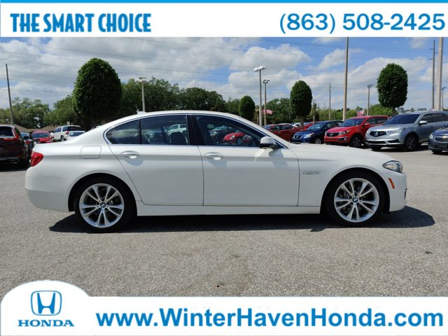 Used 2016 BMW 5 Series in Winter Haven, FL