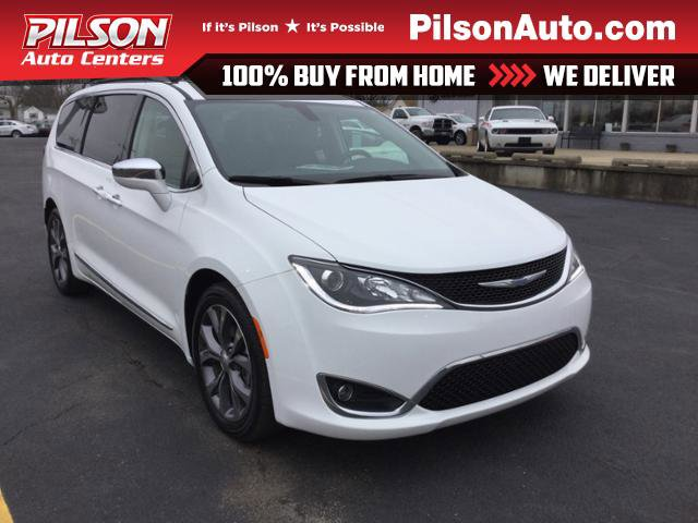 Used 2018 Chrysler Pacifica in Mattoon, IL