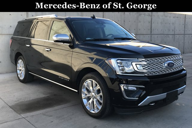 Used 2018 Ford Expedition Max Platinum