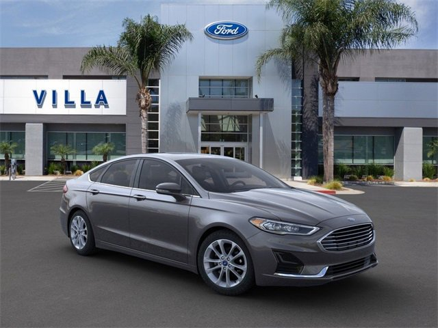 2020 Ford Fusion Hybrid SEL SEL FWD Gas/Electric I-4 2.0 L/122 [16]