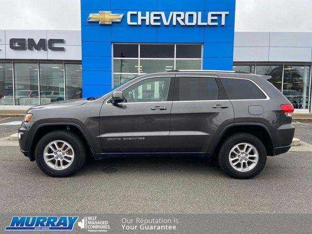 2018 Jeep Grand Cherokee Laredo Laredo 4x4 Regular Unleaded V-6 3.6 L/220 [1]