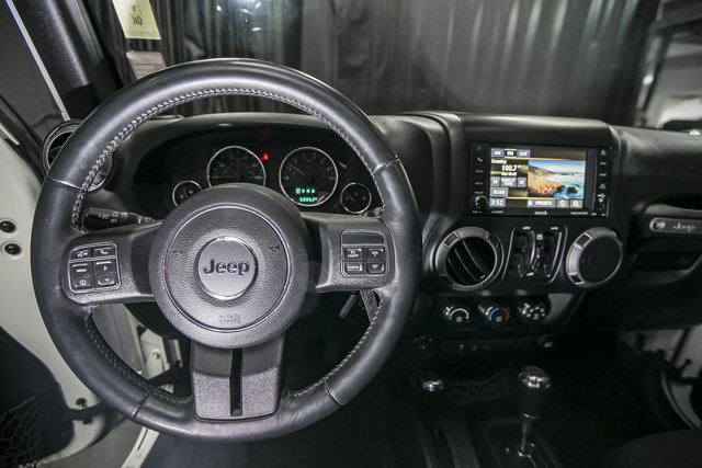 Used 2015 Jeep Wrangler Unlimited 4WD 4dr Willys Wheeler