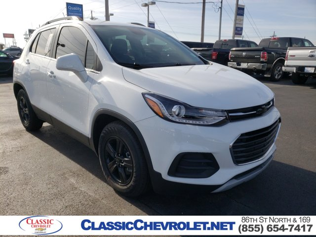 New 2019 Chevrolet Trax in Owasso, OK