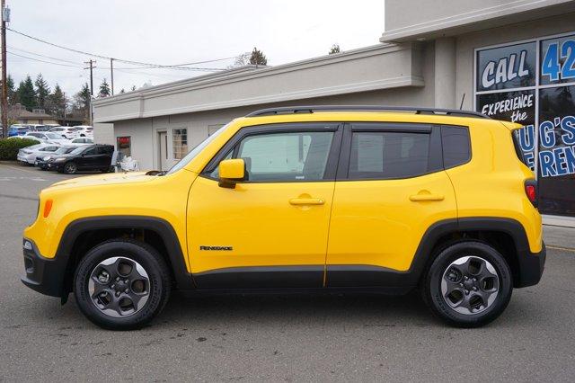 Used 2018 Jeep Renegade Latitude FWD