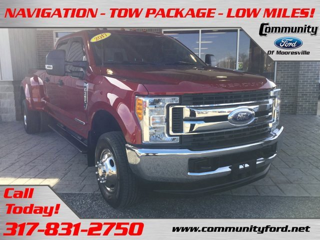 Used 2017 Ford Super Duty F-350 DRW in Bloomington, IN