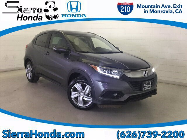 2020 Honda HR-V EX EX 2WD CVT Regular Unleaded I-4 1.8 L/110 [4]