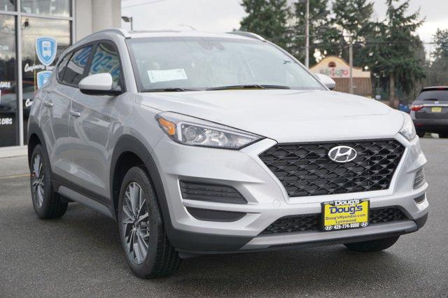 New 2020 Hyundai Tucson SEL AWD