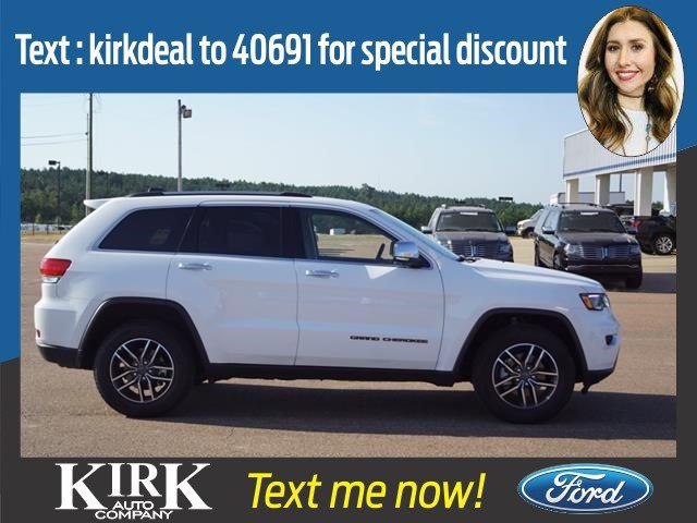 Used 2019 Jeep Grand Cherokee in Grenada, MS