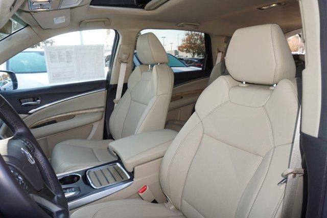 Used 2019 Acura MDX SH-AWD w-Technology Pkg