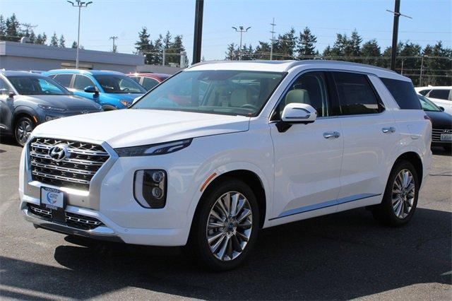 New 2020 Hyundai Palisade in Seattle, WA