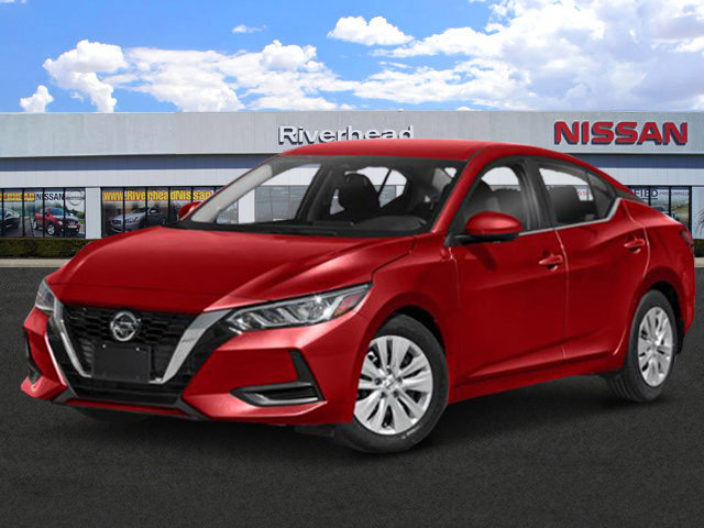 2020 Nissan Sentra SV SV CVT Regular Unleaded I-4 2.0 L/122 [13]