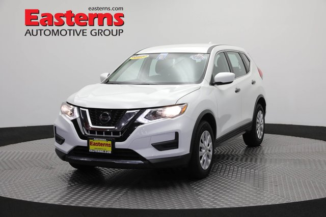 2018 Nissan Rogue for sale 125658 0