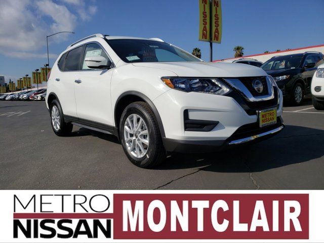 2020 Nissan Rogue SV FWD SV Regular Unleaded I-4 2.5 L/152 [13]