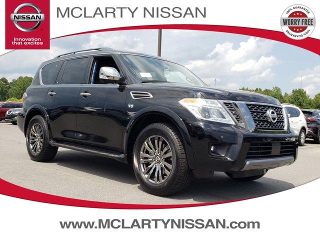 New 2019 Nissan Armada in Little Rock, AR