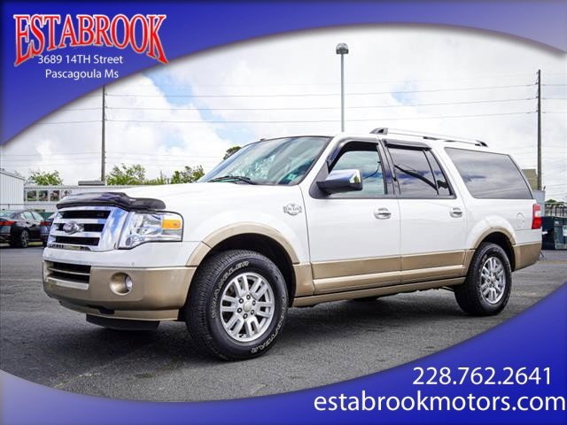 Used 2014 Ford Expedition EL in Pascagoula, MS