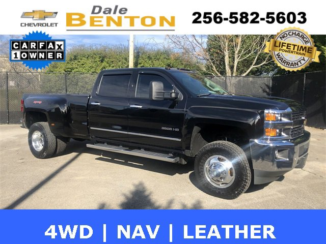 Used 2015 Chevrolet Silverado 3500HD in Guntersville, AL