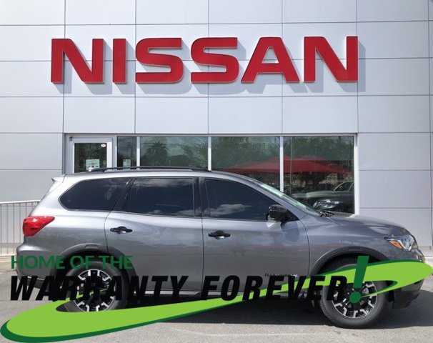 2020 Nissan Pathfinder SV FWD SV Regular Unleaded V-6 3.5 L/213 [8]