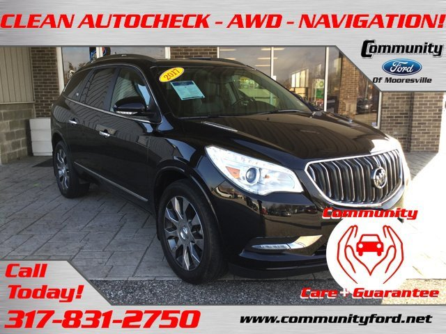 Used 2017 Buick Enclave in Bloomington, IN