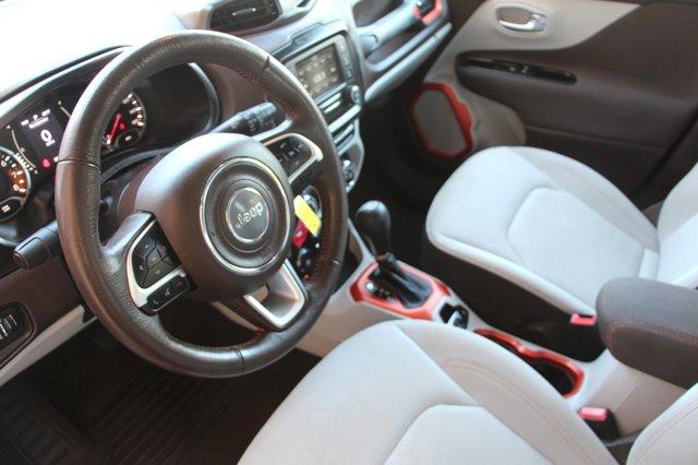 2015 Jeep Renegade Latitude 10