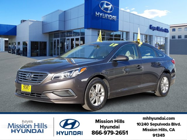Used 2017 Hyundai Sonata in , CA