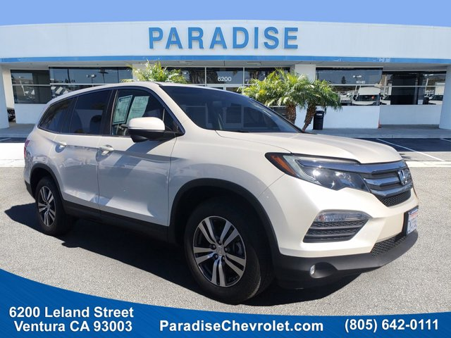 2016 Honda Pilot EX-L 2WD 4dr EX-L w/Navi Regular Unleaded V-6 3.5 L/212 [1]