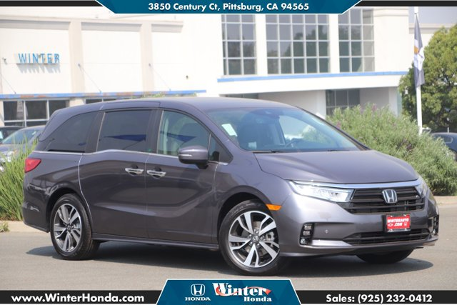 2021 Honda Odyssey Touring Touring Auto Regular Unleaded V-6 3.5 L/212 [6]
