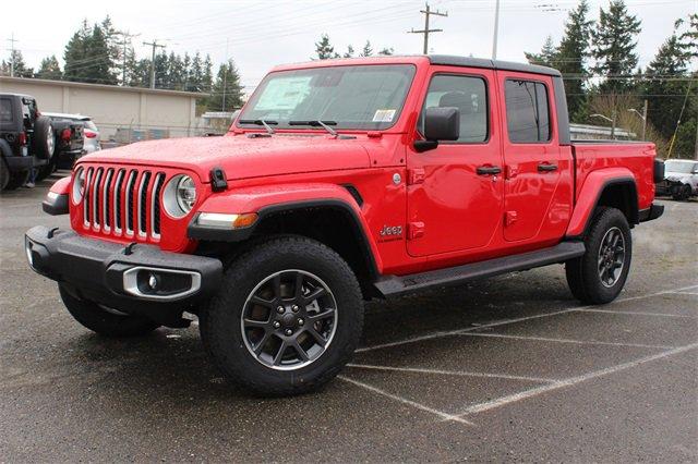 New 2020 Jeep Gladiator in Seattle, WA