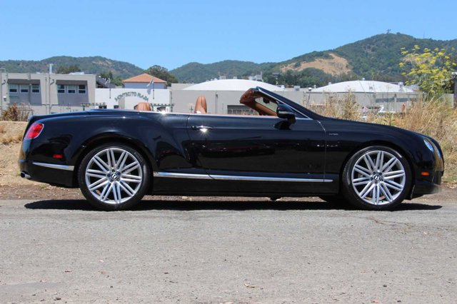 2014 BENTLEY CONTINENTAL GT SPEED Speed 5