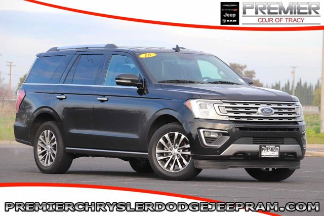 Used 2018 Ford Expedition in Tracy, CA