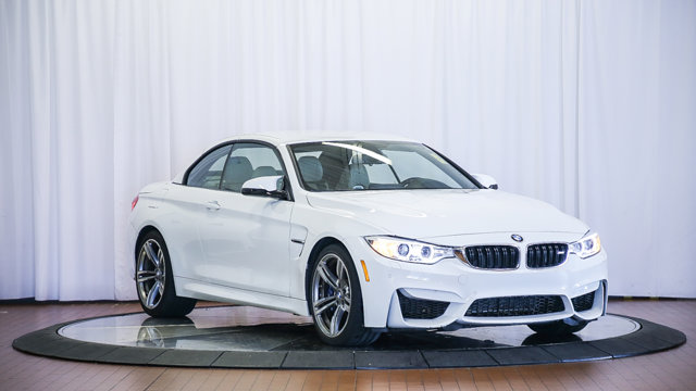 Used 2016 BMW M4 2dr Conv