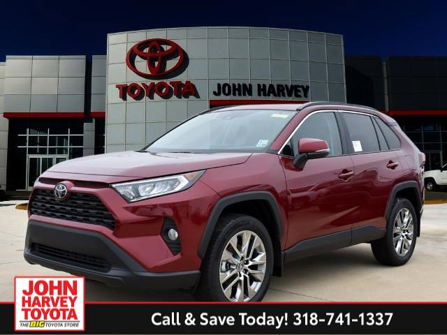 New 2020 Toyota RAV4 in Bossier City, LA