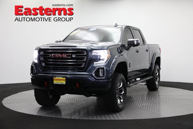 2019 GMC Sierra 1500 AT4 Black Widow Crew Cab Pickup