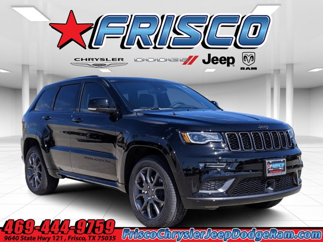 2020 Jeep Grand Cherokee High Altitude