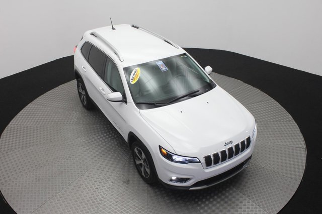 2019 Jeep Cherokee for sale 124134 2