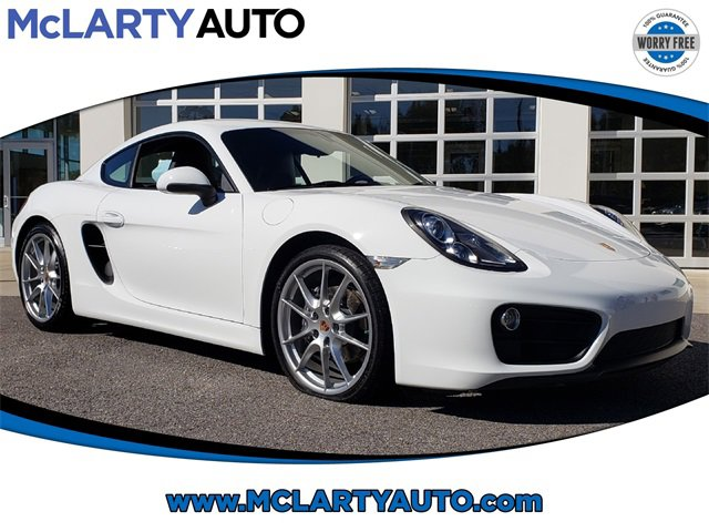 Used 2015 Porsche Cayman in , AR