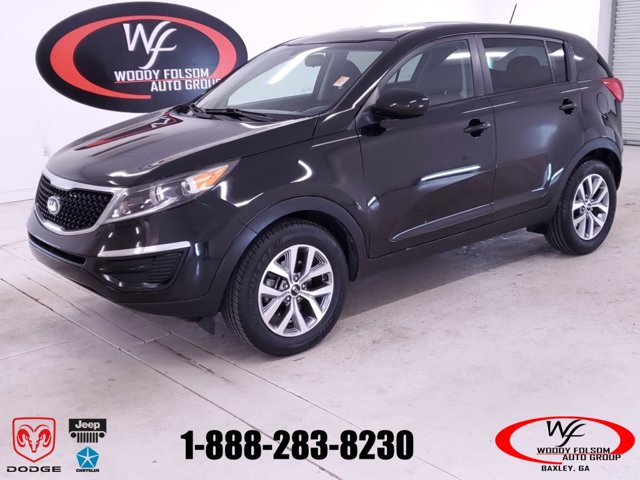 Used 2016 KIA Sportage in Baxley, GA