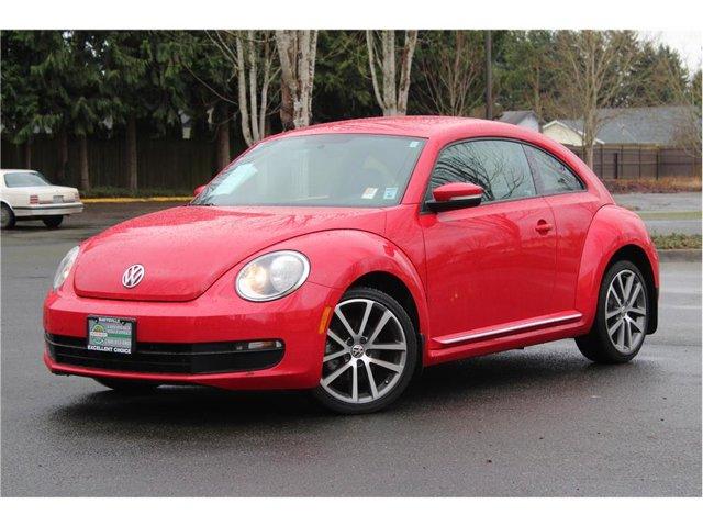 Used 2012 Volkswagen Beetle in Everett, WA