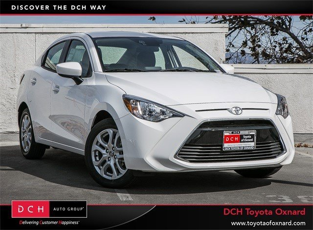 New 2017 Toyota Yaris iA in Oxnard, CA