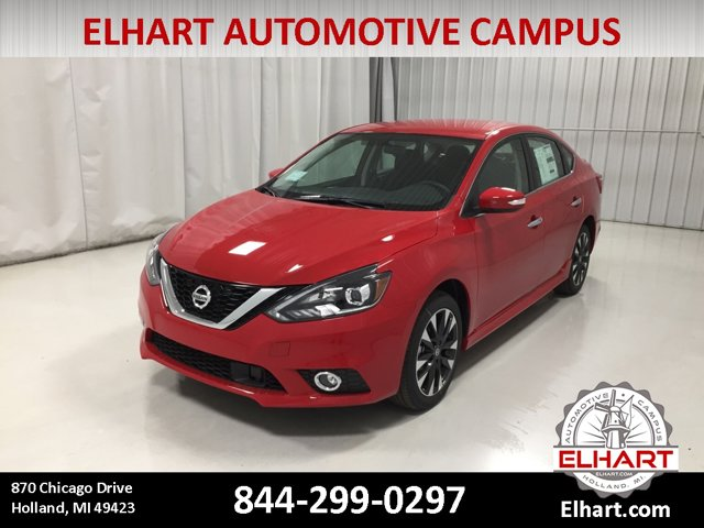 New 2019 Nissan Sentra in Holland, MI