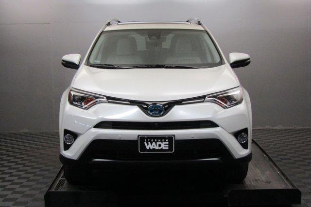 Used 2017 Toyota RAV4 Hybrid Limited AWD