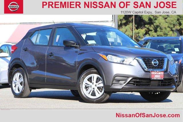 New 2020 Nissan Kicks in San Jose, CA