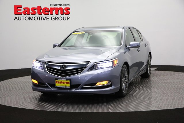 2017 Acura RLX Technology 4dr Car