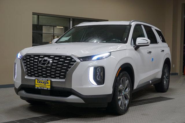 New 2021 Hyundai Palisade in Edmonds Lynnwood Seattle Kirkland Everett, WA